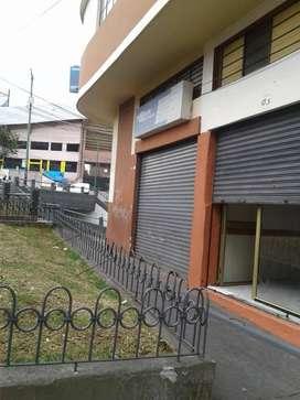 Alquiler local comercial en Ambato