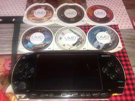VENDO PSP IMPECABLE