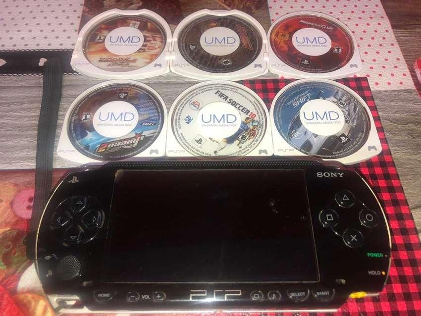 VENDO PSP IMPECABLE 0