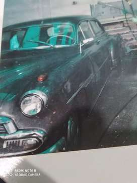 Vendo Chevrolet deluxe 1951 original
