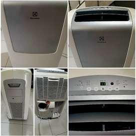 se vende aire acondicionado portátil en muy buen estado