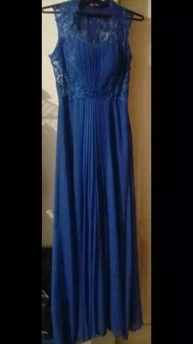 Vestido de gala grande talla S !