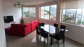 Departamento de alquiler, Urbanización Senderos, Los Ceibos, 3 dormitorios.
