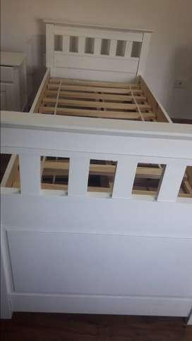 Vendo cama nido cajonera