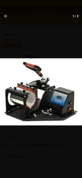 Máquina sublimadora de vasos