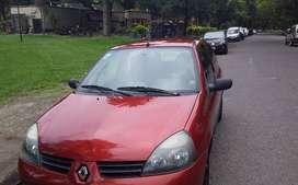 Clio 2012 unico dueño 89000 km