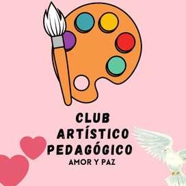 """CLUB DE ARTE """"AMOR Y PAZ"""""""