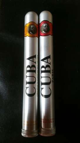 Perfume Cuba Importado Francés