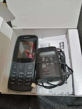 Vendo celular Nokia 106