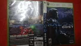 Se vende película original Halo 3 con doble cd