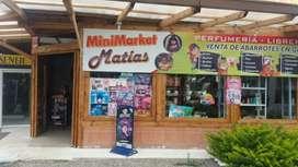 Se vende artículos para tienda.