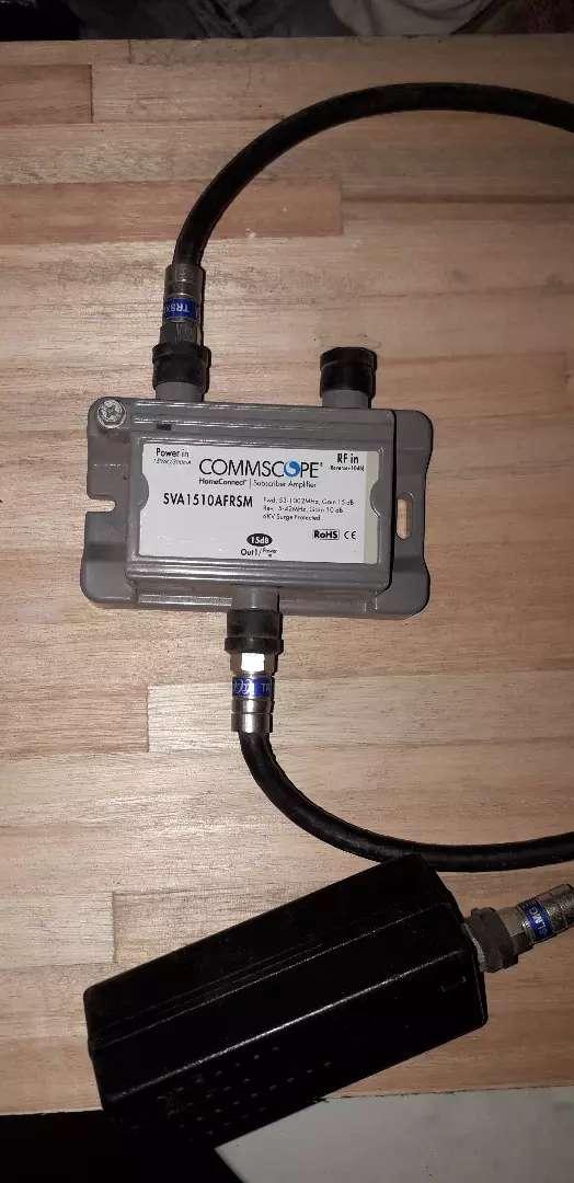 Amplificador con fte 15v 0