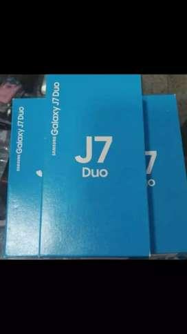Vendo un J7 Duo de paquete Nuevo y Original
