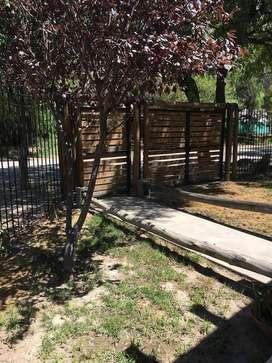 at77 - Casa para 2 a 4 personas con cochera en Rivadavia