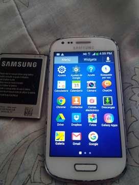 Samsung S III mini, Caja original. Manuales.
