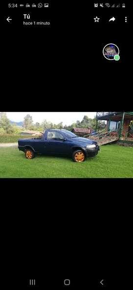 Fiat strada  2004 Mt 1300 Ful equipo Cp 800 kg Soat nuevo Tecnicomecanica  vigente Unico dueño  $. 11 negociable