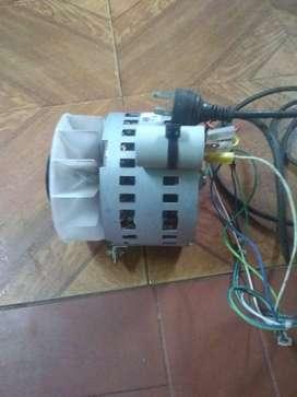 Motor de lavarropas comun