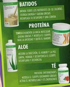 Venta productos Naturales para sobrepeso o viceversa