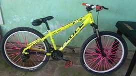 Se vende bicicleta Eagle Fx3