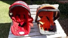 Huevitos (sillita bebes) 2 dos