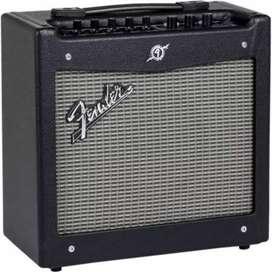 Amplificador de guitarra  Eléctrica Fender Mustang v2