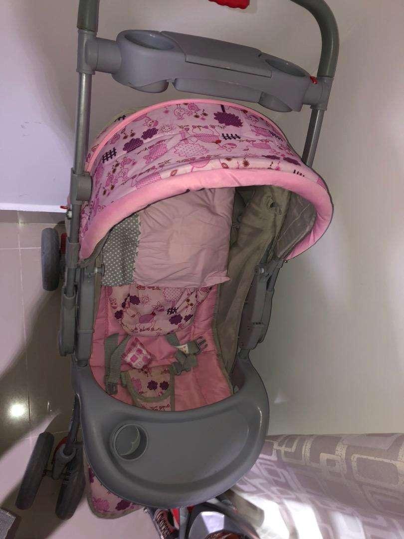 Coche y silla para bebe 0