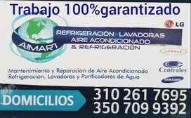 REPARACION Y MANTENIMIENTO DE AIRES ACONDICIONADOS. Tecnicos con experiencia en la Instalacion , Mantenimiento, y Repara