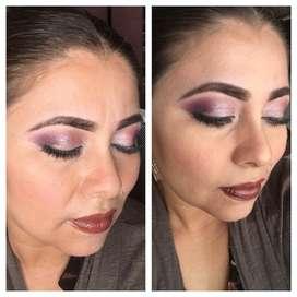 Maquillaje Profesional en Ciudad Celeste