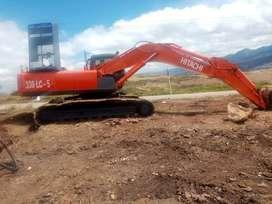 Excavadora Hitachi 330lc-5 Modelo 2000