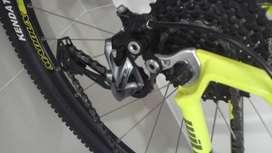 Vendo bicicleta todo terreno, marca wilier triestina, nueva .