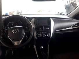 Vendo mi Toyota Yaris Envidia 2018