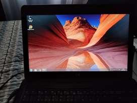 Notebook cx 215 core i3 500 GB
