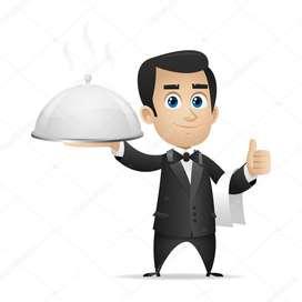 Vendedor de Servicios - Mesero