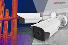 Mantenimiento y reparación de sistemas de seguridad y CCTV