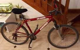 Bicicleta VAIRO XR8000 Mountan Bike R26 24 Velocidades, sistema Shimano, incluye caso + inflador + candado