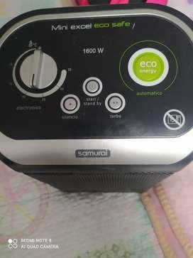 Calefactor SAMURAI Mini excel