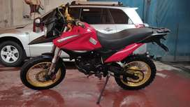 MOTO RONCO DOMINATOR  250 TUNING