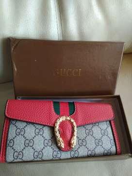 Billetera Gucci Nueva
