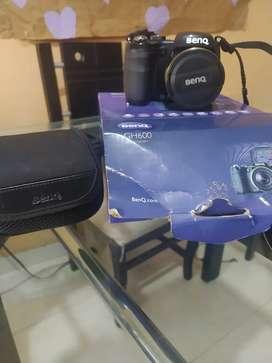 Camara BenQ GH600