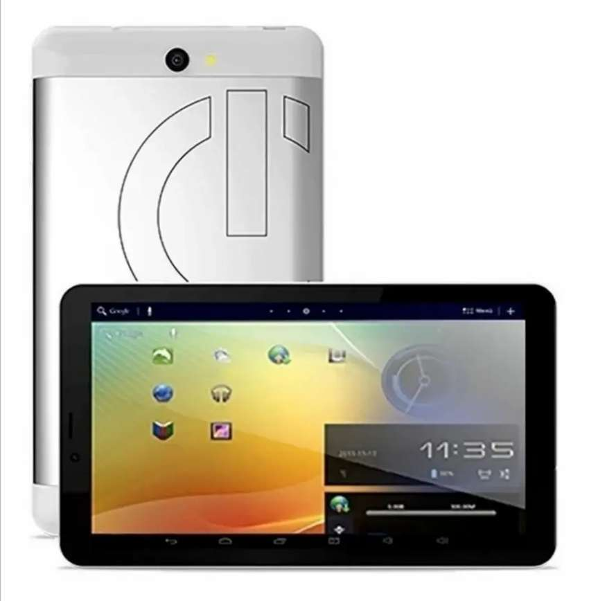 Tablet Celular Krono 3g 7031 (1gb Ram,16gb, Dual Sim, Camara 0