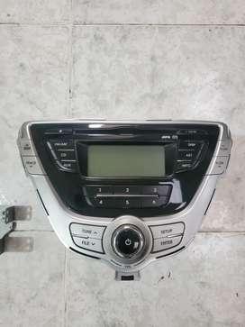 Radio hyundai i35 original