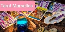 Lectura de Tarot Marselles