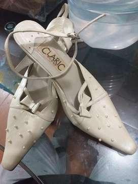 Zapatos Dama en Cuero Nuevos