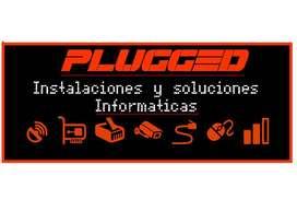 Instalación Cámaras Cableado De Datos Telefonía Porteros Ip