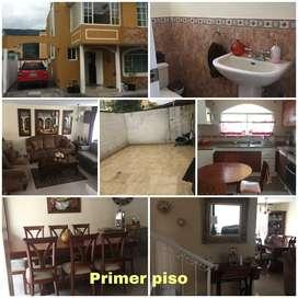 Hermosa casa Mirasierra, Valle de los Chillos