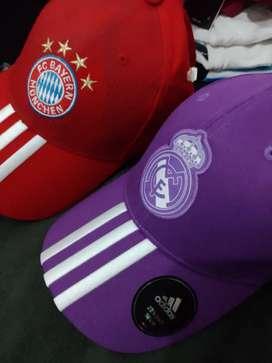 Gorra Adids real Madrid