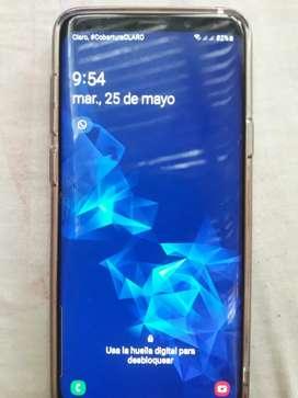 Se vende Samsung s9 plus