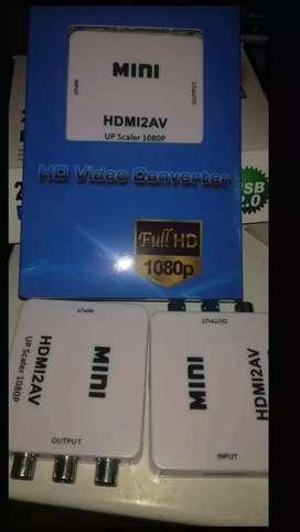 Convertidor de vídeo VGA para HDMI