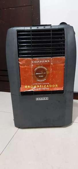 Calefactor y aromatizador coppens