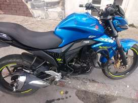 Moto en buenas condiciones